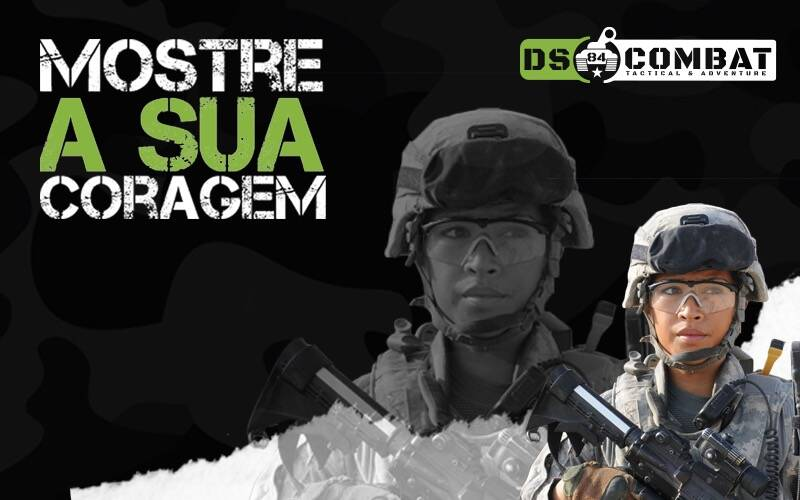 Banner Mobile DS84 COMBAT OFICIAL