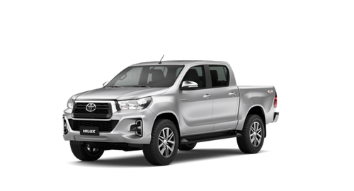 Hilux SRV 2.8 Diesel 4x4 A/T Cabine Dupla 19/20
