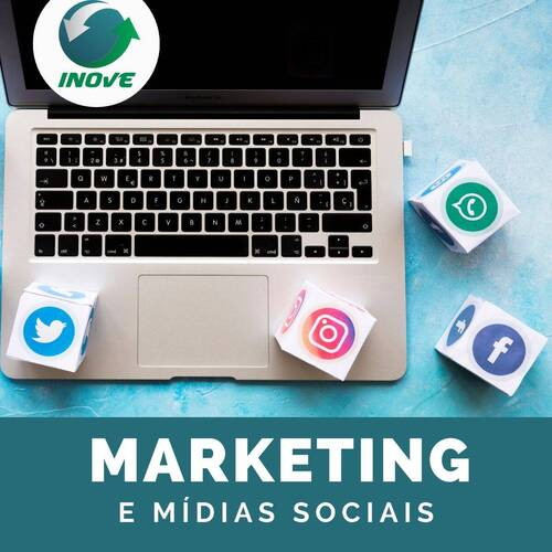 Curso de Marketing e Mídias Sociais