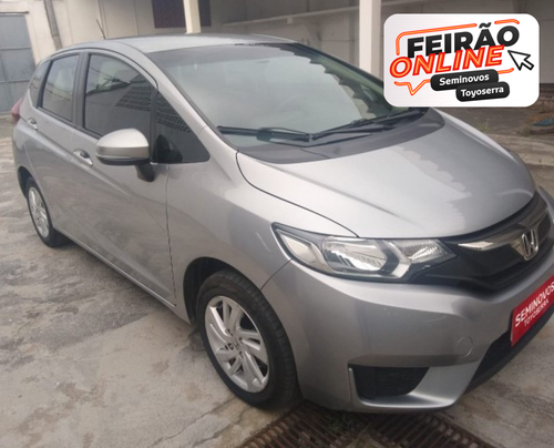 HONDA FIT DX AT 16/17