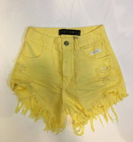 SHORT HOT PANT LADY ROCK