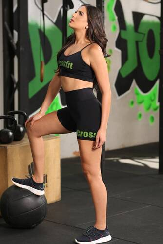 Top Fitness Crossfit Preto