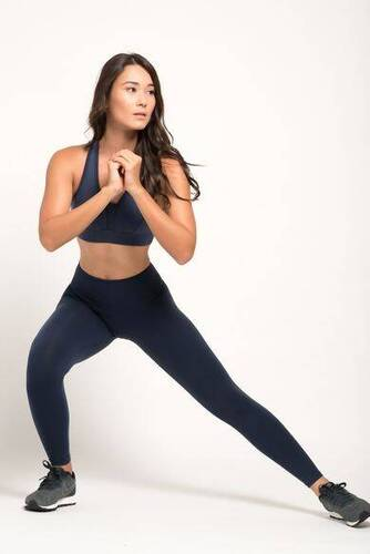 Legging Fitness Marcelle-Marinho Ebony