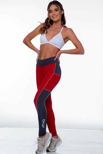 Legging Connect Rubra