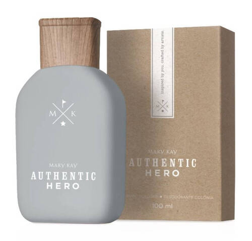 Authentic Hero Desodorante Colônia, 100 ml Mary kay