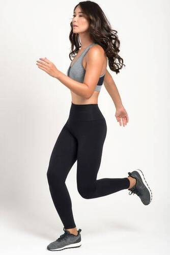 Legging Fitness Marcelle-Preto