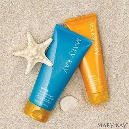 Gel Restaurador Pós Sol Mary Kay