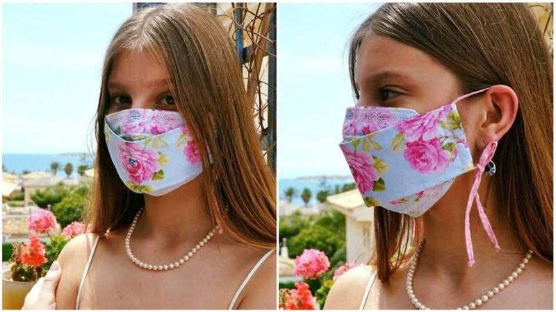 Como fazer uma máscara de proteção 3D?