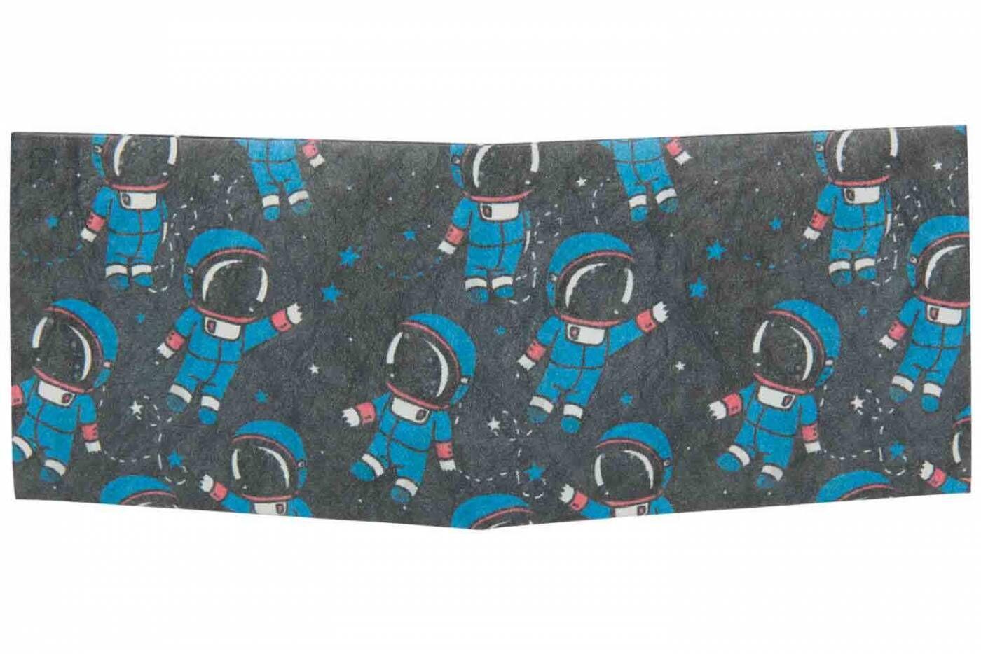 Carteira | Mini Astronautas