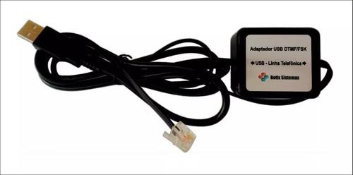 Identificador de Chamadas - USB ÁUDIO - Grava(mp3) - 1 Linha