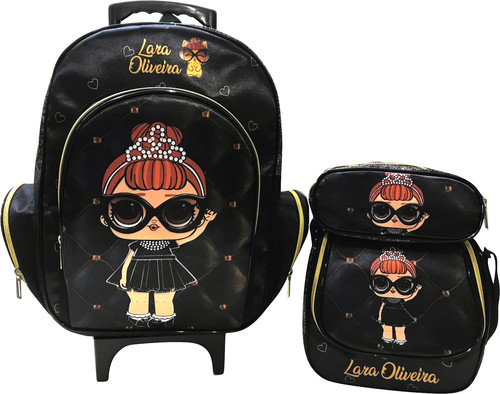 Kit personalizado Lol baby Luxo