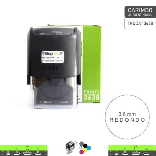 Carimbo Autoentintado TRODAT 3638