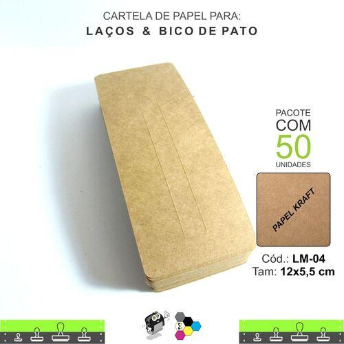 Cartela para Laço e Bico de Pato - LM04