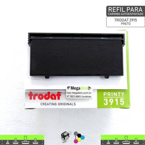 Refil TRODAT 3915 - para Carimbo Autoentintado