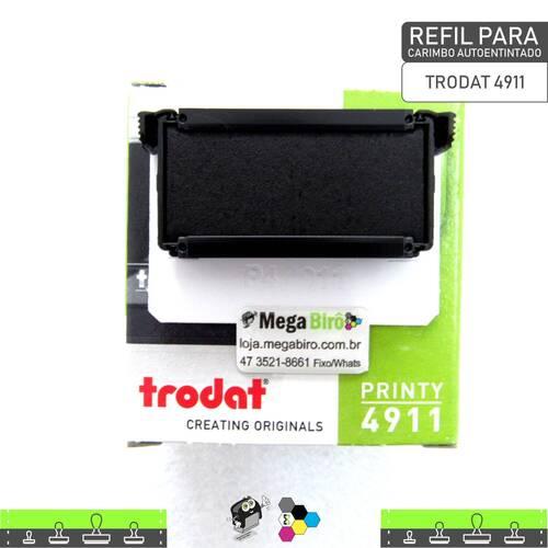 Refil TRODAT 4911 - para Carimbo Autoentintado