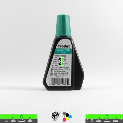 Tinta Trodat Verde para Carimbo Autoentintado