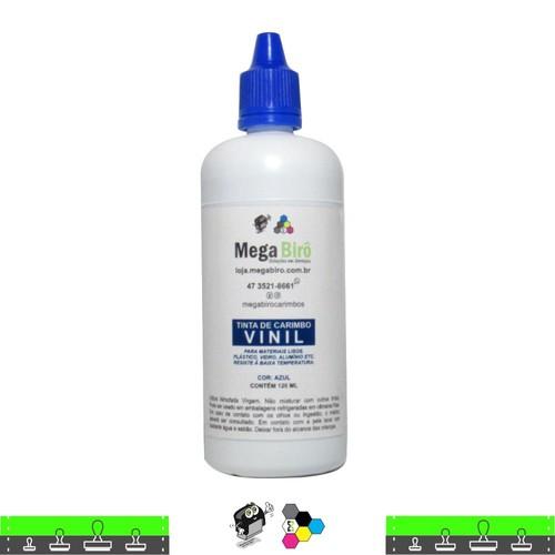 Tinta Vinil de Secagem Instantânea 120 ml Azul