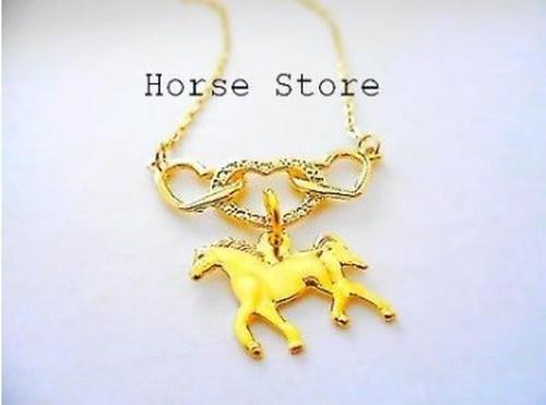 Colar LOVE HORSE