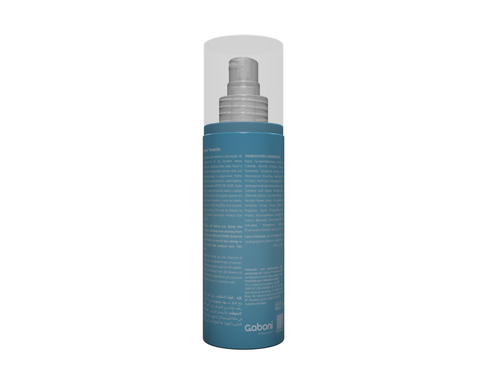 GB PRO Leave-in Versatile 200ml + Necessaire