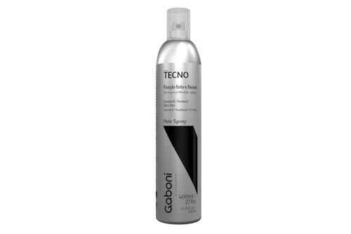 Tecno Hair Spray Forte Flexível 400 ml