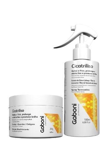 Kit Gaboni Cicatriliso (Máscara + Spray) Promoção
