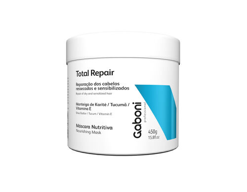 Gaboni Total Repair Máscara Nutritiva 450 g