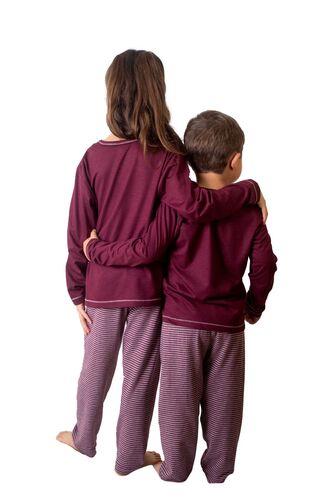 Pijama Longo Infantil Meus Pais São meus Amados