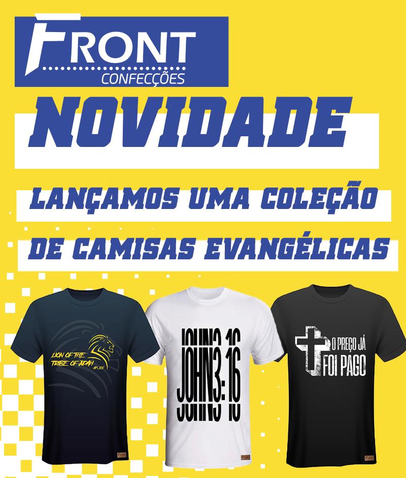 Camisas Evangélicas