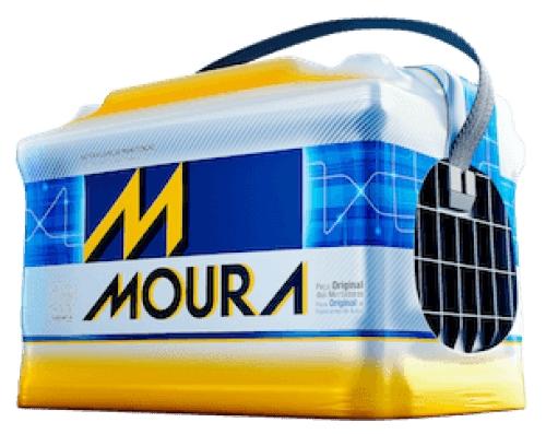 Bateria 60AH Moura