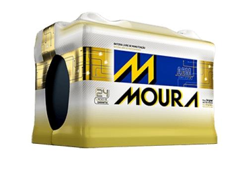 Bateria Moura agm 12v ma80cd start-stop (Venda condicionada à devolução da bateria inservível)
