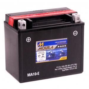 Bateria  MA10-E Moura(Venda condicionada à devolução da bateria inservível)