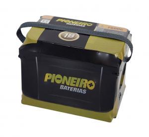 Bateria 60AH Pioneiro 24 Meses De Garantia (Venda condicionada à devolução da bateria inservível)