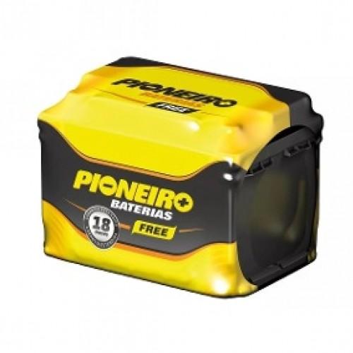 Bateria 60ah Pioneira 18 Meses (Venda condicionada à devolução da bateria inservível)
