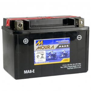 Bateria MA8-E Moura