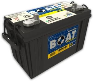 Bateria 105ah Moura Boat