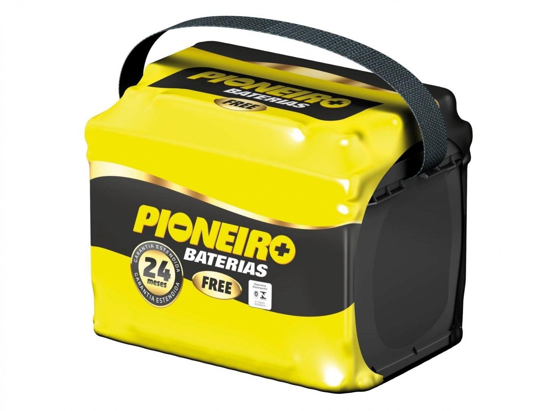 Bateria 48ah Pioneiro 24 Meses(Venda condicionada à devolução da bateria inservível)