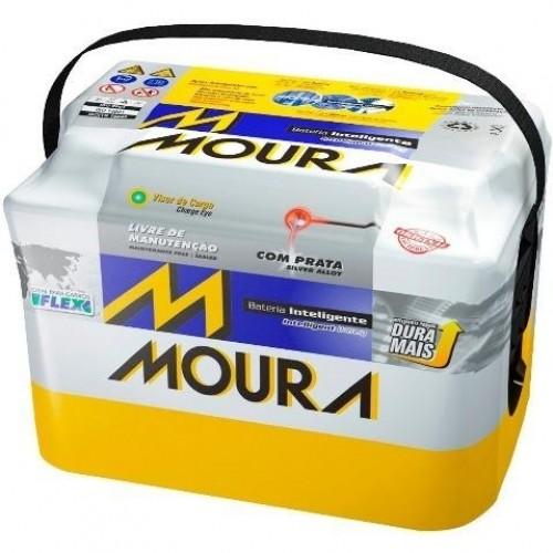 Bateria 48AH Moura (Venda condicionada à devolução da bateria inservível)