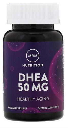 DHEA 50 mg - MRM - 90 cápsulas