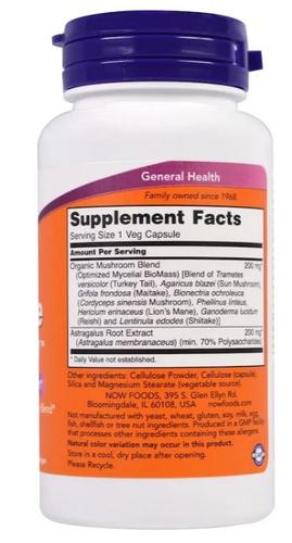 Renovador Imunológigo - Now Foods - 90 Cápsulas