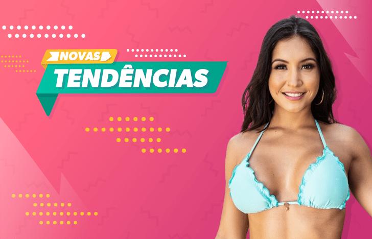 BIQUÍNIS DO VERÃO 2019 - 5 LOOKS TENDÊNCIA PARA VOCÊ ARRASAR