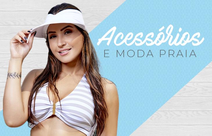 Acessórios e moda praia: como complementar as tendências do seu look