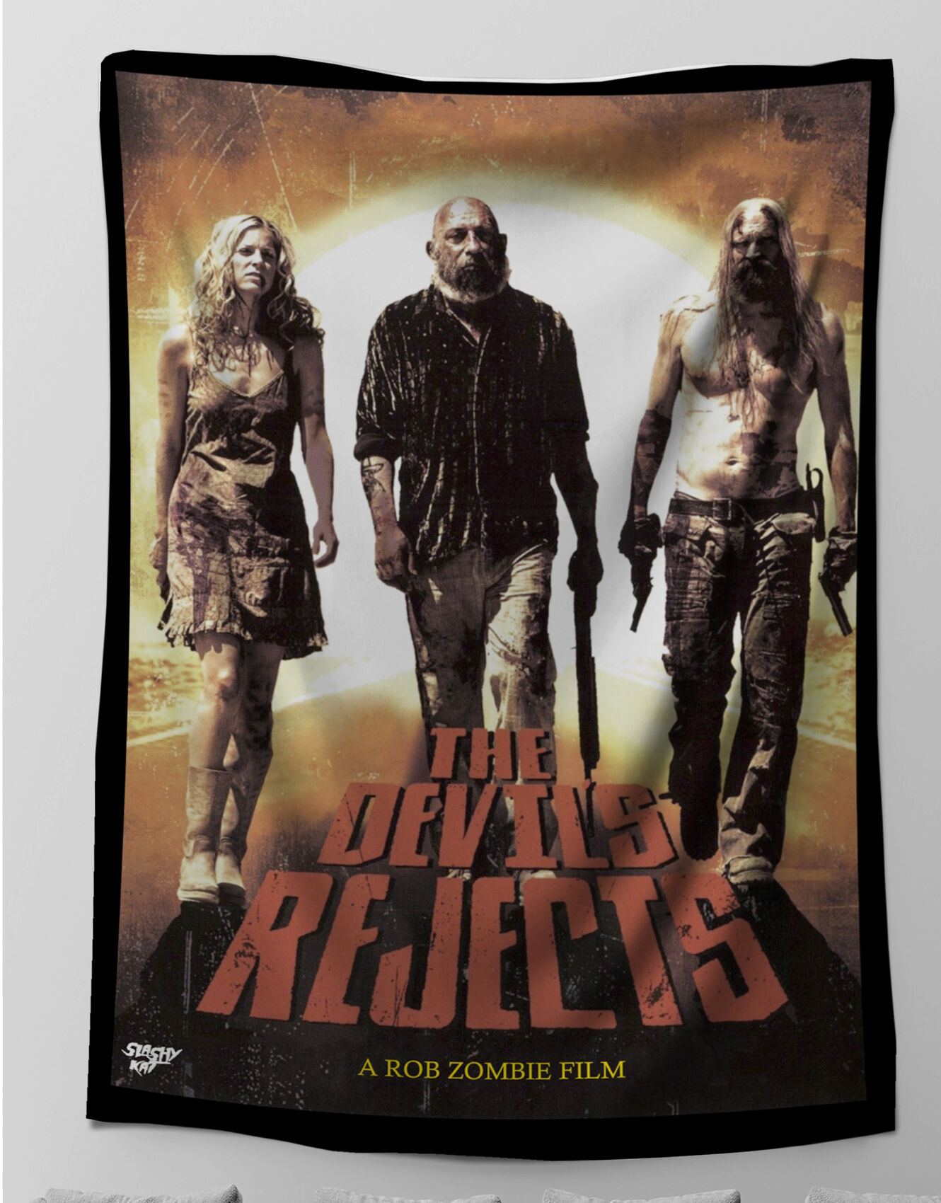 Bandeira Devil's Rejects