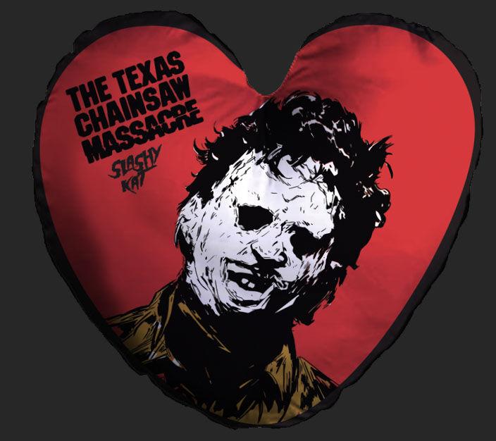 Almofada Texas Chainsaw Massacre