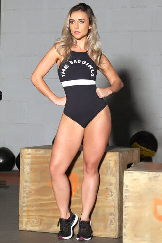 Body The Bad Girls Maiô Fitness - Bad Girls