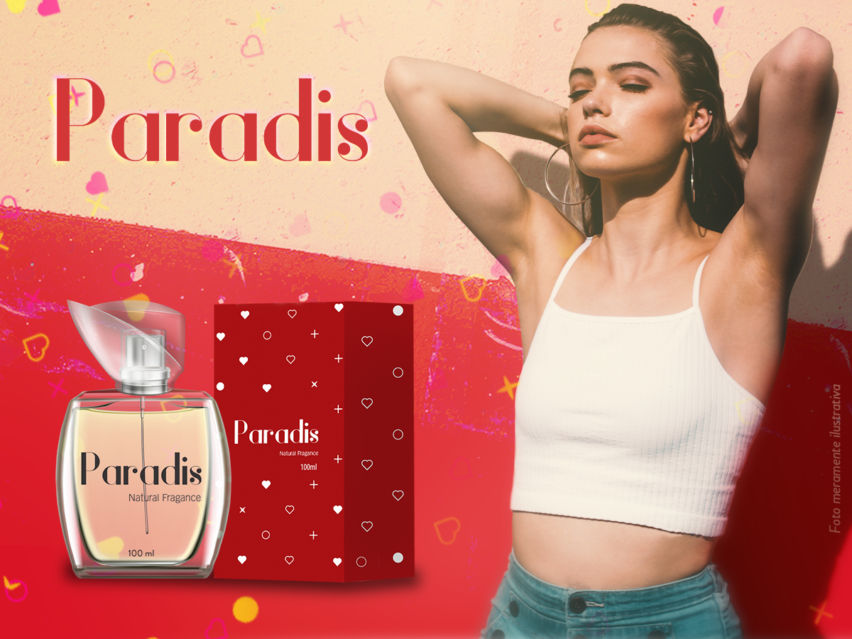 Paradis Natural Fragrance - Deo Colônia