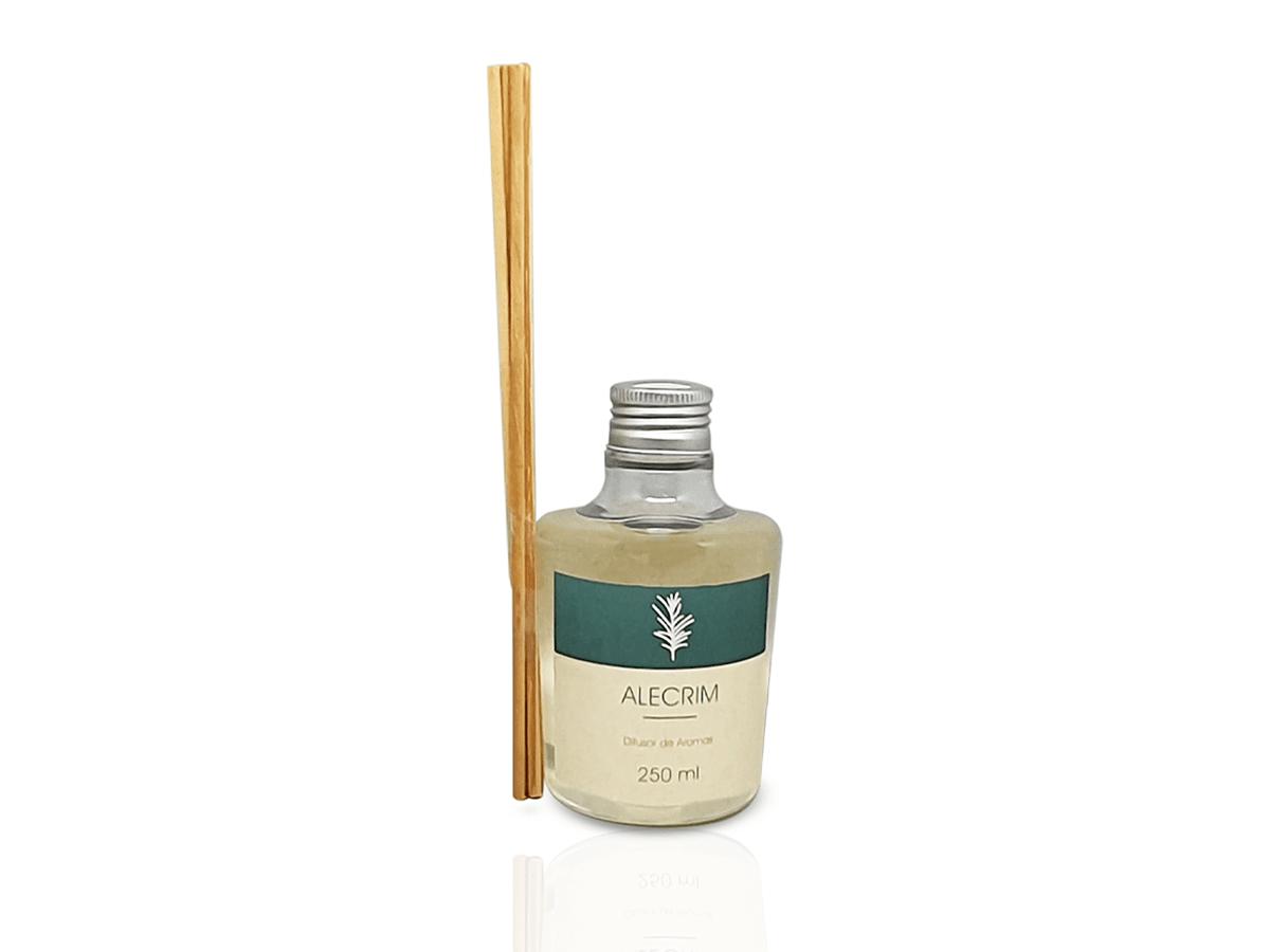 Difusor de Aromas com Varetas - 250 ml
