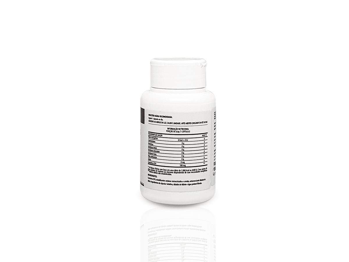 Coenzima Q10 Suplemento Alimentar em Cápsulas - Sem Glúten