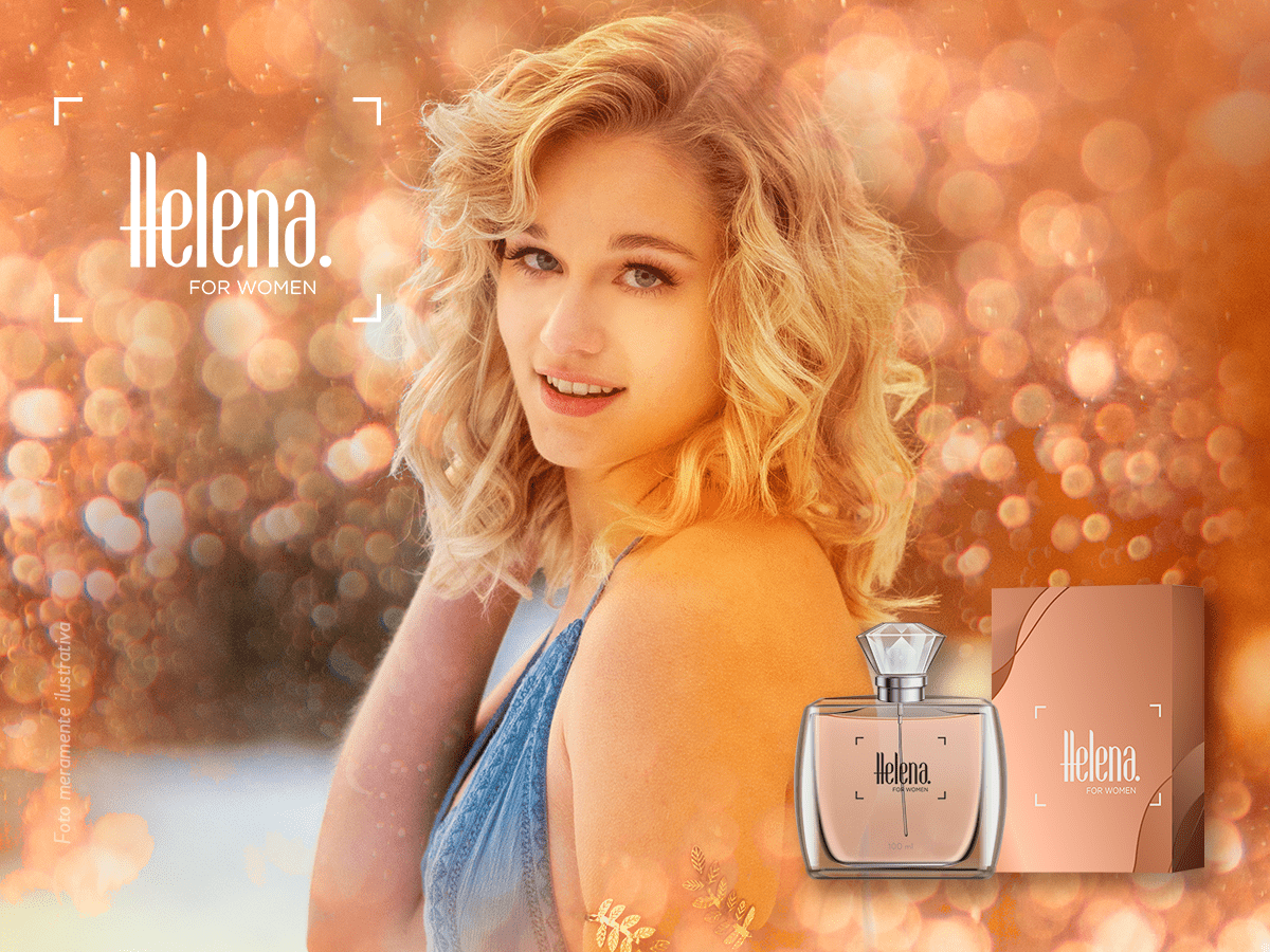 Helena for Women - Deo Colônia