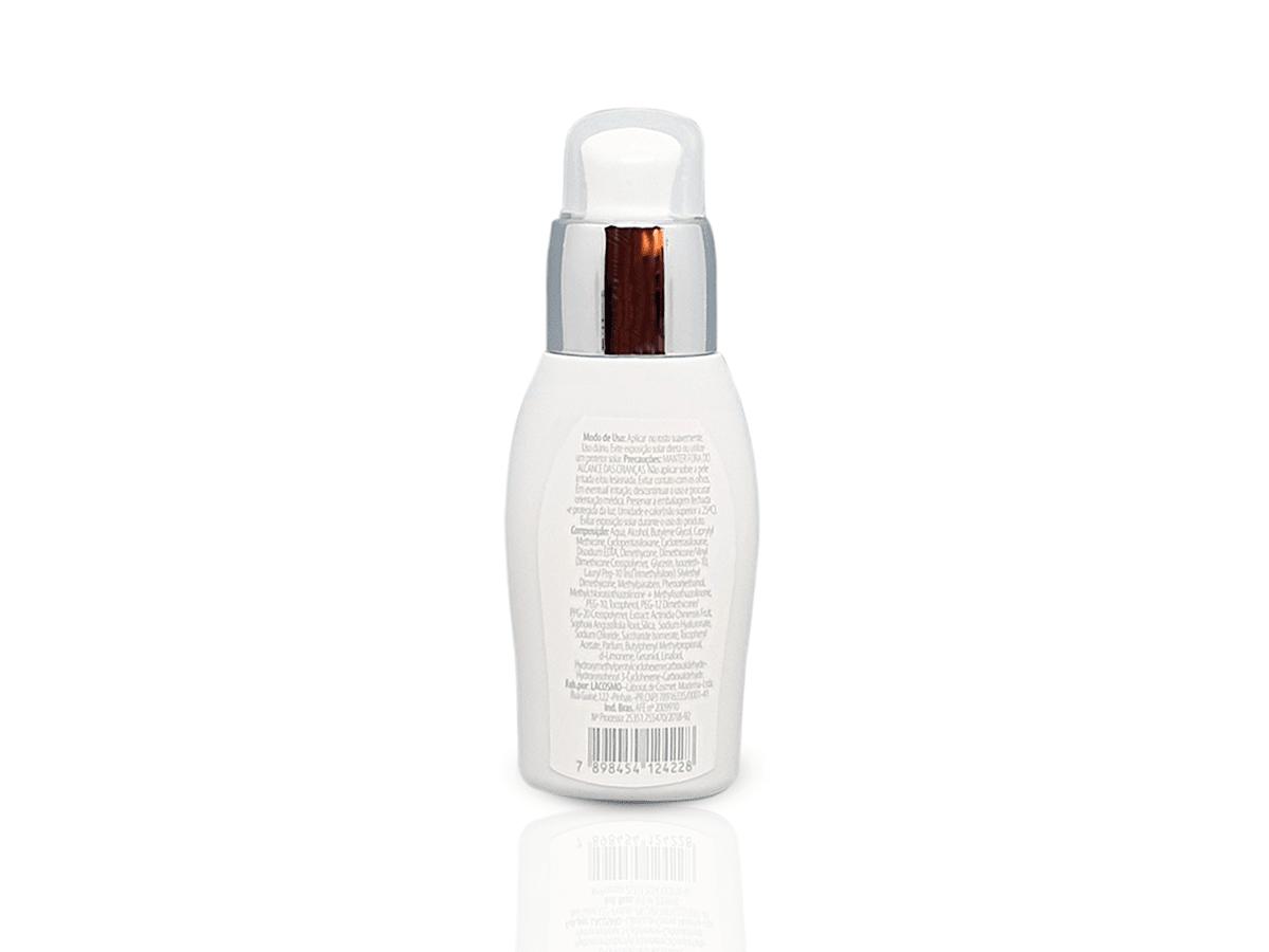 Gel Creme Nutritivo - Regenerador Facial Clareador de Manchas e Vitamina E