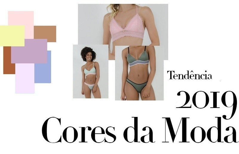 7 Paletas de cores indispensáveis para o verão 2019
